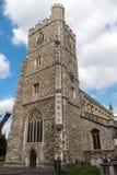 Alle Heilig-Abtei in Fulham Stockfotografie