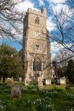 Alle Heilig-Abtei in Fulham Stockbild