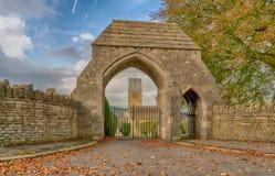 Alle Heilig-Kirche bei Selsley, nahe Stroud, Gloucestershire, Vereinigtes Königreich lizenzfreie stockfotos