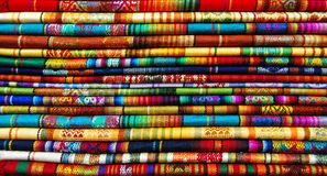 Alle kleuren van Ecuador Royalty-vrije Stock Fotografie