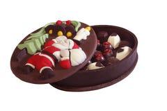 Alle Schokolade Stockfotos