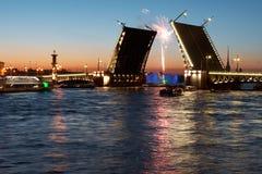 Alle St- Petersburgberühmten Sachen in einer Lizenzfreie Stockfotografie