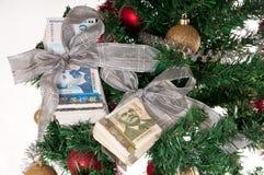 Alle wil ik aan Kerstmis Stock Foto