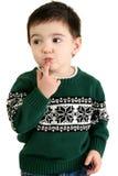 Alle wil ik voor Kerstmis ben Royalty-vrije Stock Foto