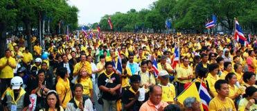 Alleanza della gente per la democrazia Immagini Stock Libere da Diritti
