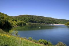 allegheny река сценарное Стоковое Изображение RF