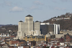 Allegheny General Hospital Royalty Free Stock Images
