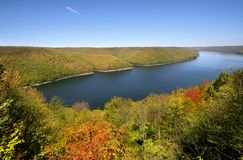Allegheny national forest Royalty Free Stock Photo