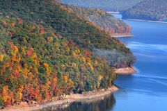 Allegheny National Forest Royalty Free Stock Images