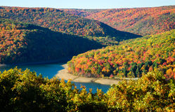 Allegheny National Forest Royalty Free Stock Photography