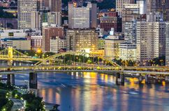 Allegheny River Royalty Free Stock Photography