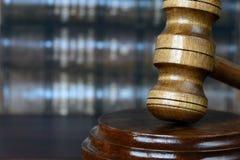 Allegorie von Gerechtigkeit Lizenzfreies Stockfoto
