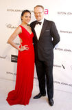 Allegra Riggio and Jared Harris Royalty Free Stock Image