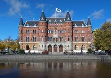 Allehandaborgen σε Orebro, Σουηδία στοκ φωτογραφία