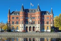 Allehandaborgen in Orebro, Schweden stockbilder