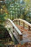 Alleine an einem Herbst-Nachmittag Lizenzfreies Stockbild