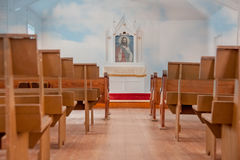 Alleluia Country Church Royalty Free Stock Photo