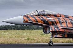 Allemand Eurofighter Photographie stock libre de droits