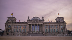 Allemand Reichstag, Berlin, Allemagne Photo stock