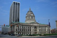 Allen County Courthouse, Fort Wayne, Indiana image stock