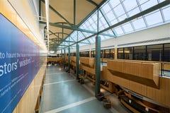 Allen County Public Library von Fort Wayne lizenzfreies stockfoto