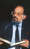 Allen Ginsberg Fotografie Stock Libere da Diritti