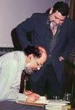 Allen Ginsberg Fotografia Stock