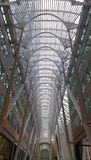 Allen Lambert Galleria in Brookfield Place, Toronto Royalty Free Stock Photo