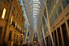 Allen Lambert Galleria nel posto di Brookfield, Toronto Immagini Stock Libere da Diritti