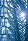Allen Lambert Galleria  in Toronto, Canada. Roof detail Stock Image