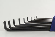 Allen wrench Royalty Free Stock Photo
