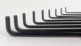 Allen wrench Stock Photo