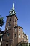 Allen zegent door de Toren in Londen Royalty-vrije Stock Foto
