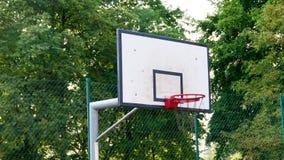 Allenamento di pallacanestro Immagini Stock