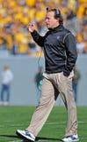 Allenatore di football americano capo Dana Holgorsen di WVU Fotografia Stock Libera da Diritti