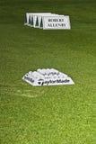 allenby övningsrobert för bollar ngc2009 vinnare Royaltyfria Bilder