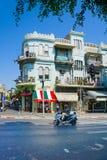 Allenby street, Tel-Aviv Royalty Free Stock Photo