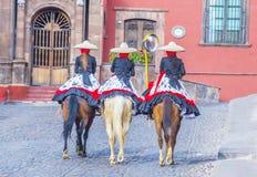 allende San Miguel De Obrazy Royalty Free