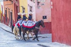 allende San Miguel De Zdjęcia Royalty Free
