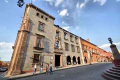 allende turyści De Miguel San Zdjęcie Royalty Free