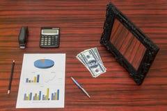 Allentare concetto dei soldi Immagine Stock Libera da Diritti