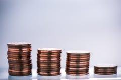 Allentare soldi, risparmio o gli investimenti Immagine Stock Libera da Diritti