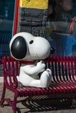 ALLENTOWN, PA - 10月22日:行星爱窥探者在Dorney公园在Allentown,宾夕法尼亚 免版税库存照片