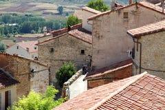 Allepuz village Teruel Aragon Spain Royalty Free Stock Photos