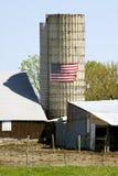 Aller amerikanische Bauernhof Lizenzfreies Stockfoto