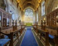 Aller Heilig-Kirchen-Chor Stockfoto