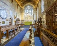 Aller Heilig-Kirchen-Chor-Chor Stockbilder