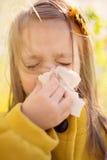 allergia immagini stock