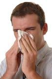 Allergieën Royalty-vrije Stock Afbeeldingen