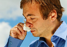 Allergy. Stock Images